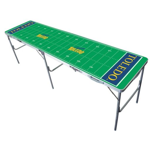 Toledo Rockets 2' x 8' Tailgate Table