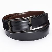 Big & Tall Apt. 9® Reversible Feather-Edge Belt