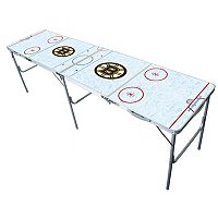 Boston Bruins 2' x 8' Tailgate Table
