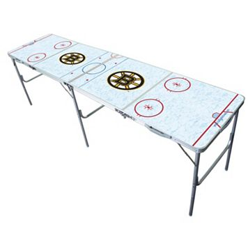 Boston Bruins 2' x 8' Tailgate Table