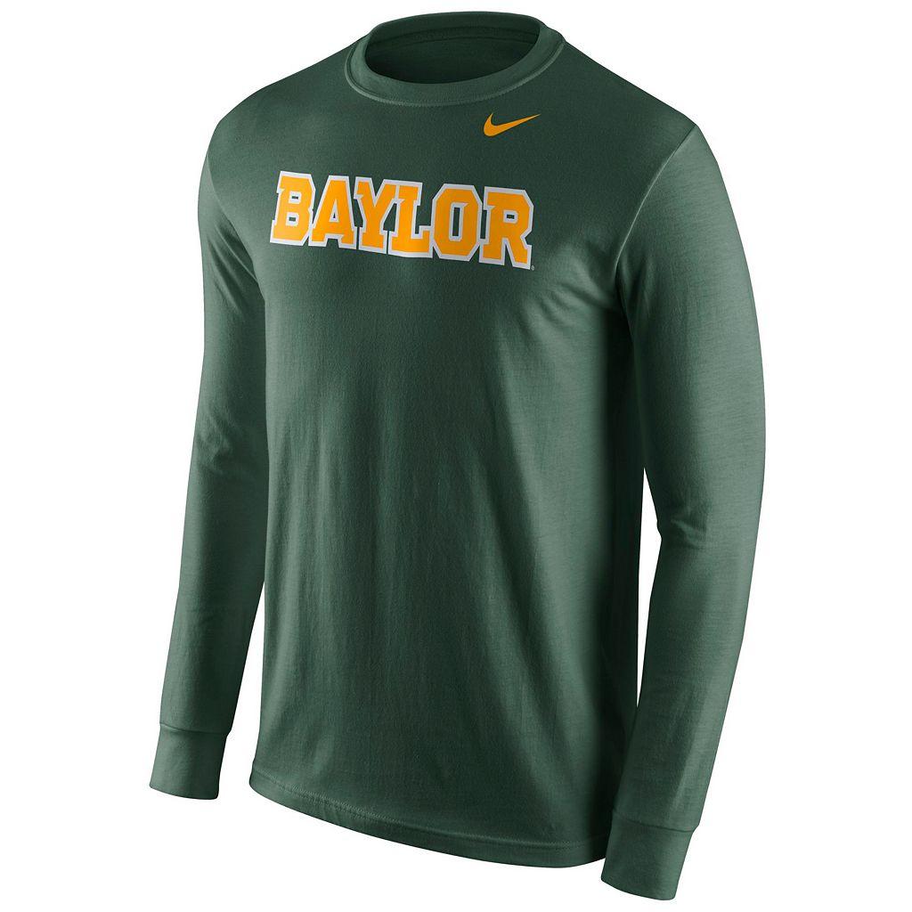 Men's Nike Baylor Bears Wordmark Tee