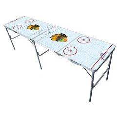Chicago Blackhawks 2' x 8' Tailgate Table