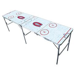 Montreal Canadiens 2' x 8' Tailgate Table