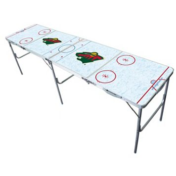 Minnesota Wild 2' x 8' Tailgate Table