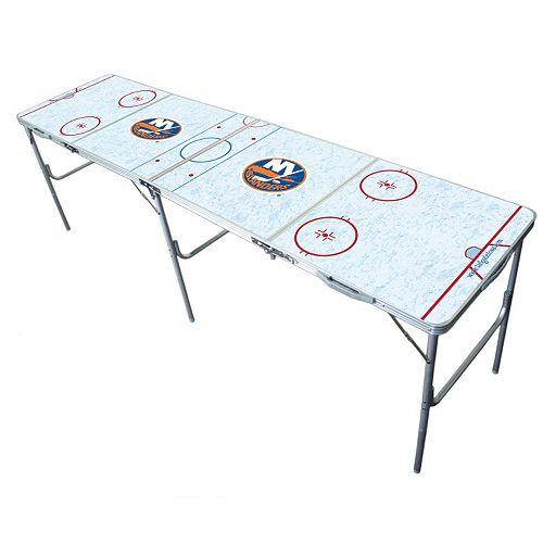 New York Islanders 2' x 8' Tailgate Table