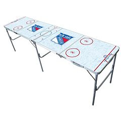 New York Rangers 2' x 8' Tailgate Table