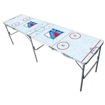 New York Rangers 2' x 8' Tailgate Table