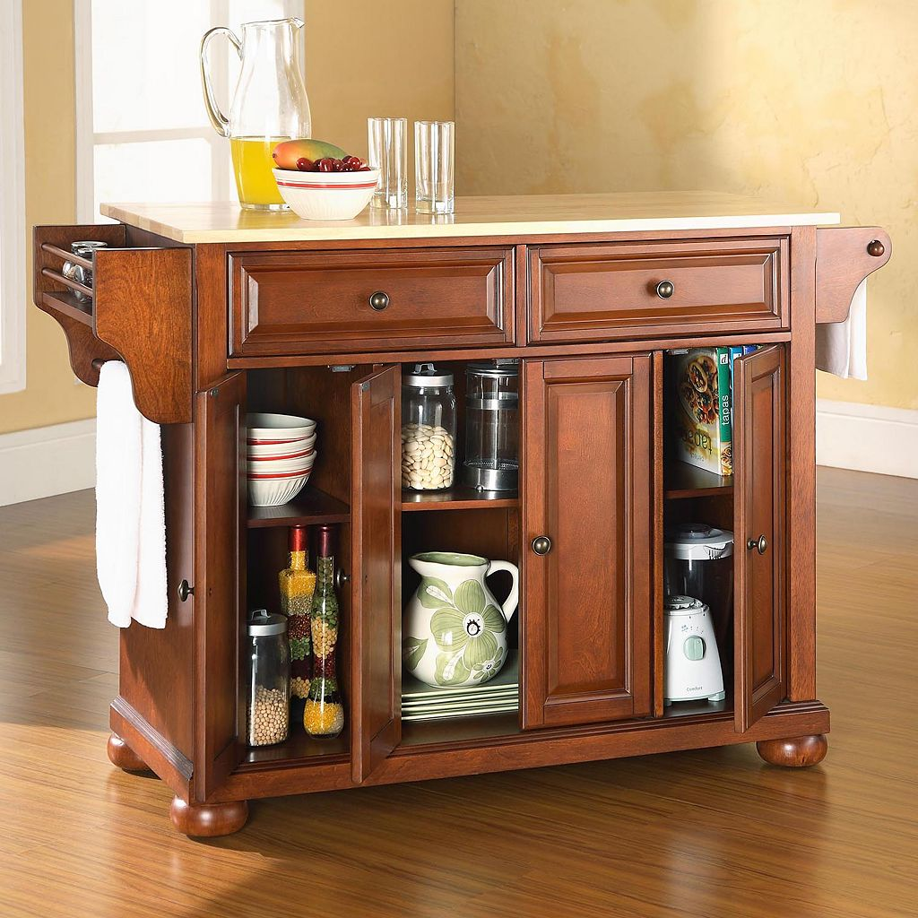 Crosley Furniture Alexandria Kitchen Island