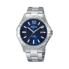 Pulsar Men's Stainless Steel Watch