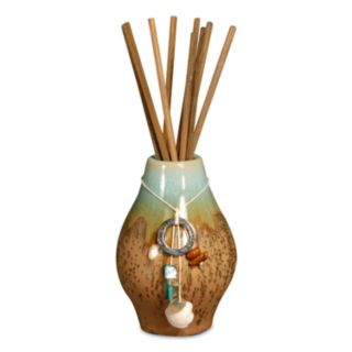 San Miguel 10-pc. Harmony Seagrass Reed Diffuser Set