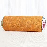 Fiesta Lucia Neck Roll Throw Pillow