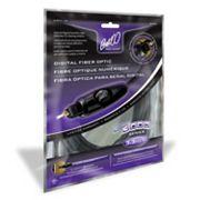 Bello 3.3-ft. Digital Fiber Optic Audio Cable