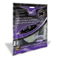 Bello 13.1-ft. Digital Fiber Optic Audio Cable