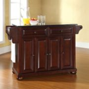 Crosley Furniture Alexandria Granite Kitchen Island