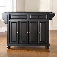 Crosley Furniture Cambridge Granite Kitchen Island