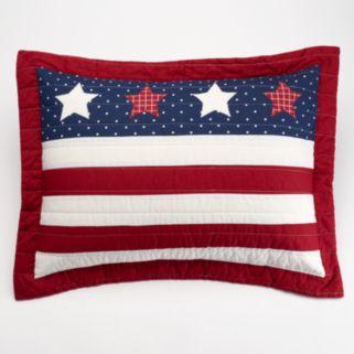 Home Classics® Americana Sham - Standard