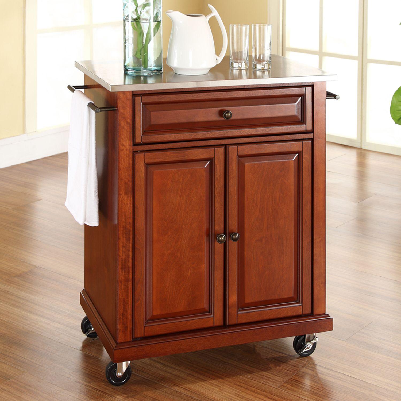 Crosley Lafayette Kitchen Island Affordable Crosley Furniture