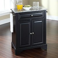 Crosley Furniture LaFayette Granite Top Kitchen Island