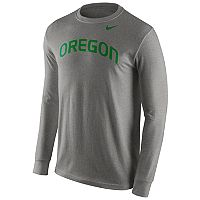 Men's Nike Oregon Ducks Wordmark Tee