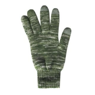 QuietWear Knit Texting Gloves - Men