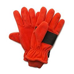 Men's QuietWear Waterproof Fleece Gloves
