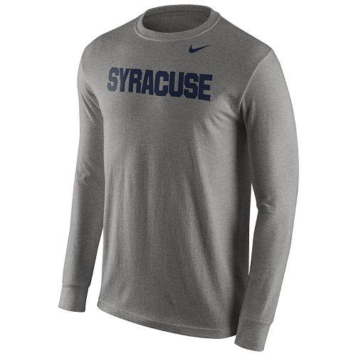 7315b4d74885a Men's Nike Syracuse Orange Wordmark Tee