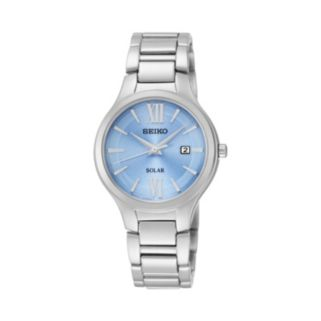Seiko Women's Stainless Steel Solar Watch - SUT209