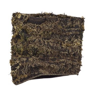 QuietWear Camo Grassy Neck Warmer