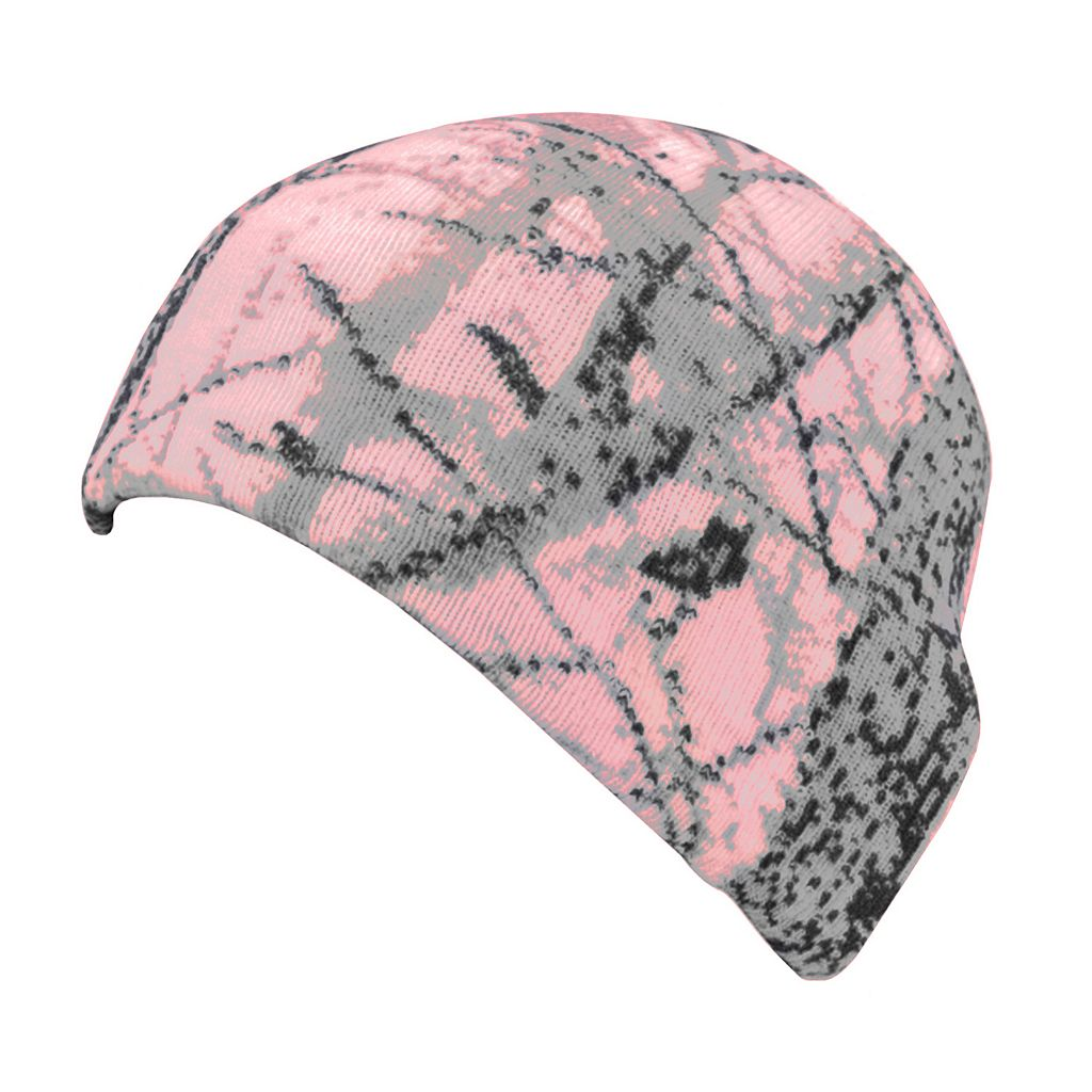 Adult QuietWear Digital Knit Camo Beanie
