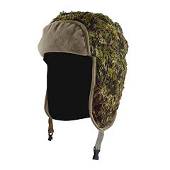 QuietWear Grassy Trapper Hat - Men