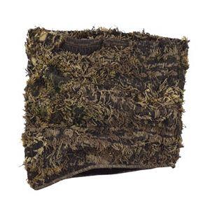 Men's QuietWear Fleece Lined Grassy Neck Gaiter