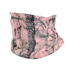 Men's QuietWear Camo Knit Neck Gaiter