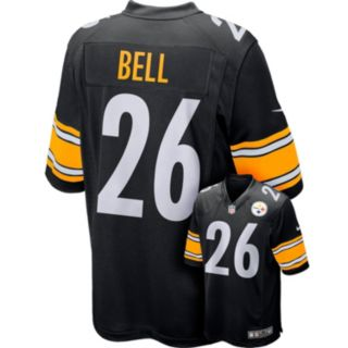 Nike Men's Pittsburgh Steelers Le'Veon Bell Game NFL Replica Jersey