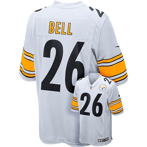 quality design cf9e3 13adf Nike Men's Pittsburgh Steelers Le'Veon Bell Game NFL Replica ...