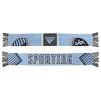 Adult adidas Sporting Kansas City Authentic Draft Scarf