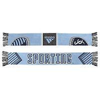 Adult adidas Sporting Kansas City Authentic Draft Scarf