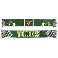 Adult adidas Portland Timbers Authentic Draft Scarf