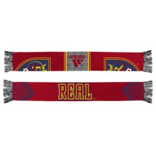 Adult adidas Real Salt Lake Authentic Draft Scarf