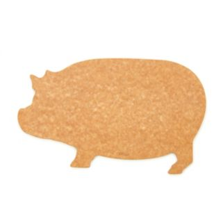 "Epicurean 16"" x 11"" Pig Chopping Board"