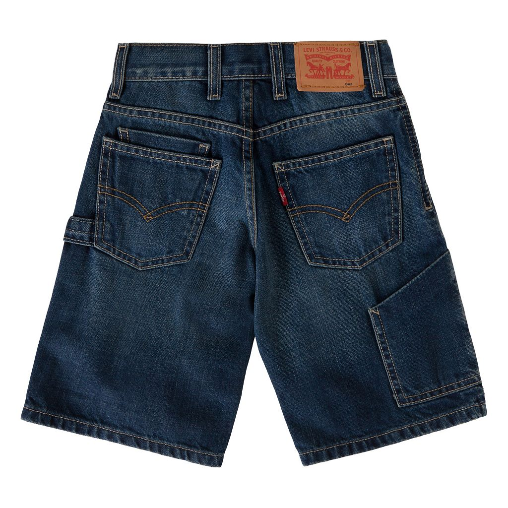 Boys 4-7x Levi's Holster Denim Shorts