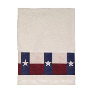 Texas Star Bath Towel