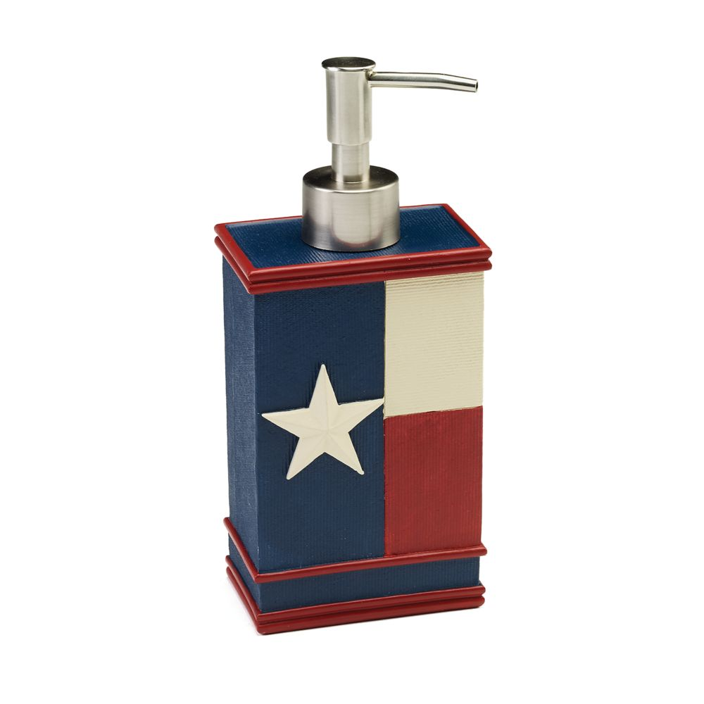 avanti texas star bathroom accessories collection