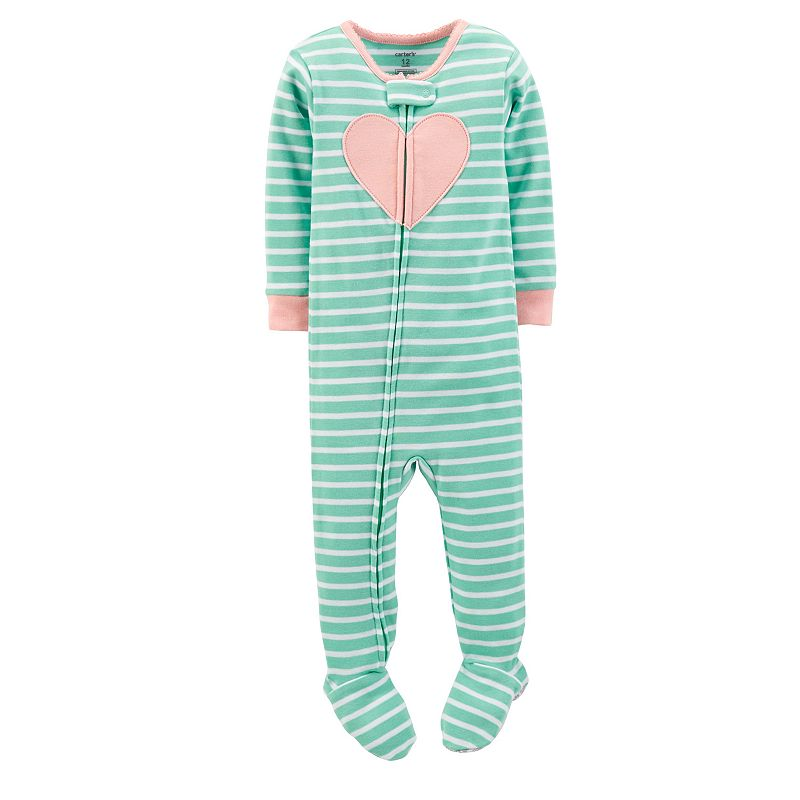 Footed Sleepers Baby Girls Footed Pajamas Baby Girl