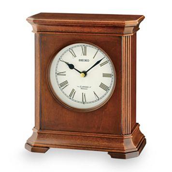 Seiko Blanche Wood Musical Desk Clock - QXW238BLH