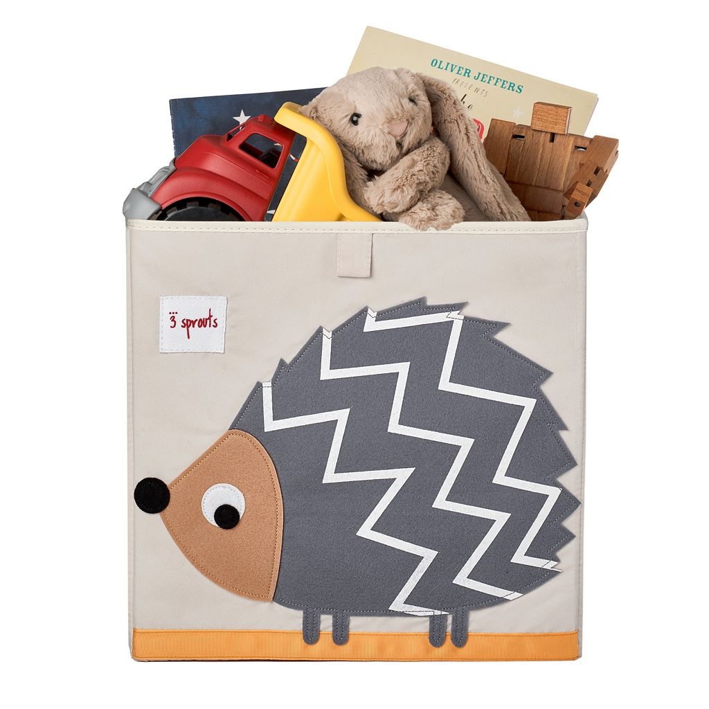 3 Sprouts Animal Storage Box