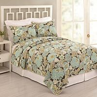 Peking Kya 3 pc Quilt Set