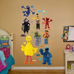 Sesame Street Wall Decals by Fathead