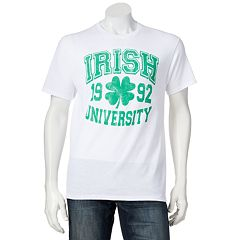 'Irish University' Tee - Men