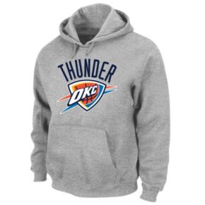 Big & Tall Oklahoma City Thunder Pullover Fleece Hoodie