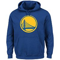Big & Tall Golden State Warriors Pullover Fleece Hoodie